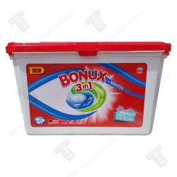 Bonux 3в1 Капсули за пране 12 броя в опаковка