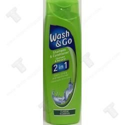 WASH&GO 200МЛ ПРОТИВ ПЪРХОТ 2В1