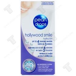 Паста за зъби Pearl Drops 75мл Hollywood smile