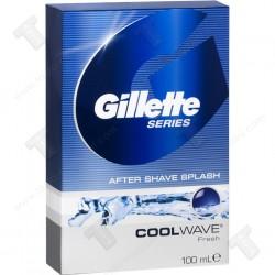 Gillette series  афтършейв лосион 100мл