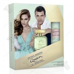 Antonio Banderas Queen дамски комплект, EDT 80мл, дезодорант 150мл